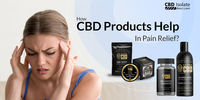 Till date a lot of conclusive data has been collected which supports the use of CBD in pain relief management. Showcasing lot of more potential CBD now seems to be one of the most talked about therapeutic products.