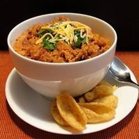 Quick & Easy Chicken Chili | �€œThis chili recipe is a hit for potlucks and family gatherings.�€
