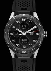 "2015 TAG Heuer Smartwatch �€"" TAG Heuer Connected Watch"