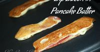 {Dip Bacon In Pancake Batter} OMG. Why did I never think of this?!? So simple, looks so delicious. Have you had it before?