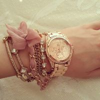 I especially like the bracelet with the little squares
