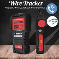 TA8866B Multi-functions Network Wire Tester Detector Line Finder Network Cable Tester