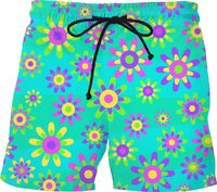 Back to the Sixties Swim Shorts $48.00