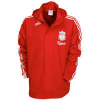 Adidas Liverpool Football Club All Weather adidas Liverpool Football Club All Weather Jacket - Light Scarlet/Light Scarlet. http://www.comparestoreprices.co.uk/football-kit/adidas-liverpool-football-club-all-weather.asp