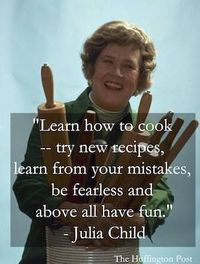 Julia Child was one of the world's most loved culinary personalities. She taught us how to