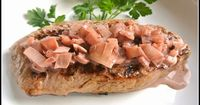 Gourmet Cooking For Two: Steak with Onion Peppercorn Sauce