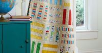 3 in a Row Quilt by
