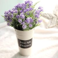 artificial flowers for wedding table home decoration $7.99