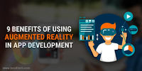 "Benefit of Augmented Reality �€"" Trending Technology Of Mobile App Development