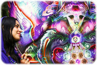 Third Eye Tapestries, Inc Psychedelic Tapestry Online