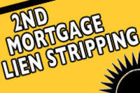 2nd Mortgage Lien Stripping