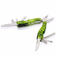 JAKEMY JM-PJ1003 9 in1 Folding Multifunctional Tools Knife Army Cutting Plier Opener Screwdriver Camping Outdoor Hand Tool