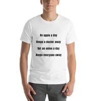 Short-Sleeve Unisex T-Shirt - Old wise quotes $19.00