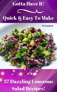 """Discover delicious couscous salad recipes from around the world. Round out your dinner menu with a simple couscous salad. These surprising recipes will be ready quicker than you can say '�'��""""suppertime.'�'� So easy to make usin..."""