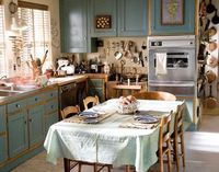 No detail proved too small for set decorator Susan Bode Tyson, who re-created Julia Child's kitchen for a new film.