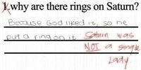 Who are you to deny their love?   36 Test Answers That Are Too Clever For Their OwnGood