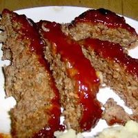 brown sugar meatloaf. Use only 1/4 cup brown sugar with 1/2 c ketchup and 1 T worcestershire sauce. Mix and use as glaze on top. For filling, use 1/2 cup milk, 2 cloves garlic, only one egg, and 1 cup seasoned bread crumbs. Form into loaf and put in large...