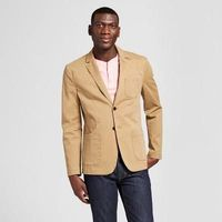 Men's Standard Fit Deconstructed Chino Blazer - Goodfellow & Co�™ $44.99