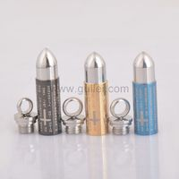 Custom Engraved Matching Bullets Couples Necklaces for two https://www.gullei.com/bullets-pair-couple-necklace.html