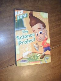 The Science Project Nick Zone Jimmy Neutron by Jesse Leon McCann (2003) for sale at Wenzel Thrifty Nickel ecrater store