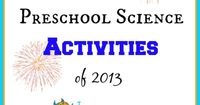 Here are the top preschool science activities that I shared on Inspiration Laboratories in 2013.