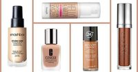The Best Foundations for Dry Skin. #TheHub #InfluensterNation #Beauty #Foundations #Makeup #SkinCare