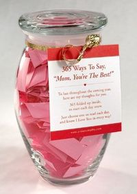 For Mother's Day?