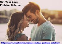 With the help of this image, we are going to tell you that our astrologers have solution of love related problems. Visit @ https://www.muslimduawazifa.com/love-problem-solution/