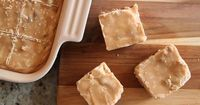 Sometimes, you just need a buttery, classic candy. And this boiled fudge fits the bill! Switch up your holiday treat table and make some caramel fudge to go along with the typical chocolate and peanut butter.