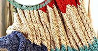 Simple Crochet Throw Blanket Pattern Serendipity Refined