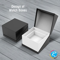 Design of Watch Box . 