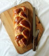 Badger Kitchen: Challah Bread
