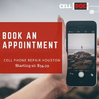 Cell Doc Phone Repair in Houston is one of the most trusted phone repair brand, providing best repair services in affordable cost. If you are in Houston and looking for Reliable Cell Phone Repair service provider, then come to Cell Doc Phone Repair. We ar...
