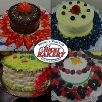 Additional creamy totally flavorful finished cake. For orders Visit at http://www.rickybakery.com/.