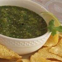 """Delicious Salsa Verde 