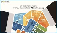5 Loud and Clear Signs That Your Business Needs A Creative Agency