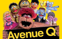 #WhatsoninLondonthisweekend Saturday 23rdh May 2015 - Avenue Q. This worldwide popular musical, Avenue Q, is back at the Greenwich Theatre, bringing you lots of laughter. With some great music and talented performers, this story tells you of the journey ...
