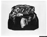 As far as badass female artists go, they don't get much better than Käthe Kollwitz. An upcoming exhibition at the Brooklyn Museum will present 13 rare prints fr