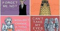 INFATUATE! INFATUATE! #valentinesday #valentine #doctorwho