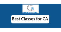 Gyan Gurucull is the best coaching classes for CA Professional Course and provides the expert faculty member for CA Classes. Our faculty member provides best classes for CA course and giving the best result to their students. For more details call: +91-80...