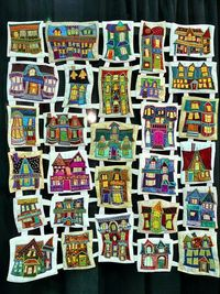 createcreatively: �€œStepping Out in Saint John, New Brunswick�€ by Judy Morningstar Chicago International Quilt Festival, 2009