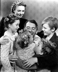 It's a Wonderful Life My favorite movie of all time!