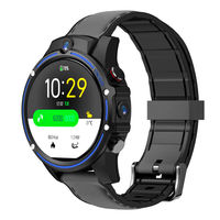 Kospet Vision 1.6inch 8.0MP Front-facing Dual Camera 4G-LTE Video Call 800mAh 3G+32G Google Play Smart Watch Phone