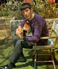 Leonard Nimoy<3. I'm contractually obliged to repost Every Leonard Nimoypostdue to my love for him.