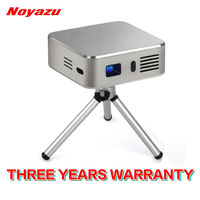 HD 1080P 1500 Lumens DLP Projector Android4.4 WIFI 4000mAh Battery Bluetooth LED TV $198.77