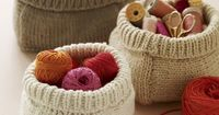 Announcing: More Last-Minute KnittedGifts! - Knitting Crochet Sewing Crafts Patterns and Ideas! - the purl bee