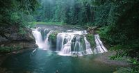 """Amazing Places To Experience Around The Globe (Part 2)-Lower Lewis River Falls �€"""" Gifford Pinchot National Forest �€"""" Washington, USA"""