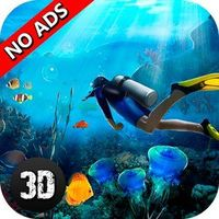 Download Underwater Survival Sim Full android game for Free