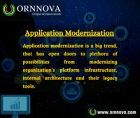 Application Modernization | Ornnova Technologies