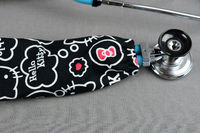Stethoscope Cover | Stethoscope Cord Cover | Stethoscope Sock | Stethoscope Accessories | Stethoscope Sleeve | Nurse Gift | Dr Gift $10.99
